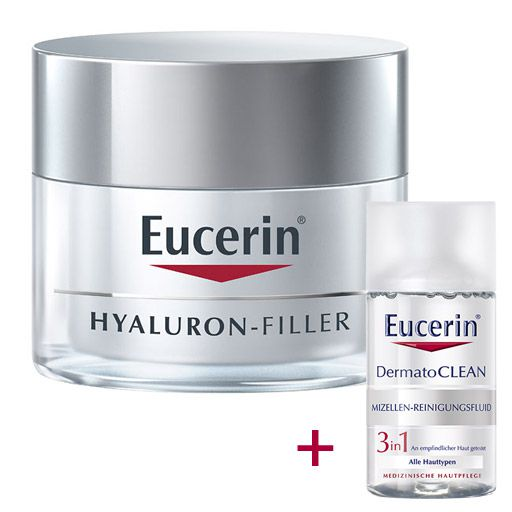 EUCERIN Anti-Age HYALURON-FILLER Tag norm. /Mischh.