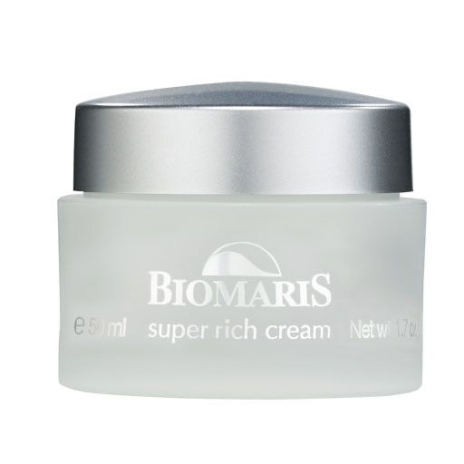BIOMARIS super rich cream ohne Parfum
