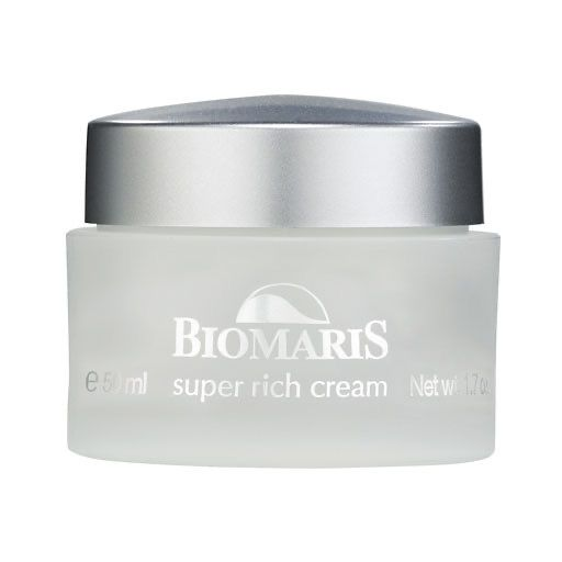 BIOMARIS super rich cream mit Parfum