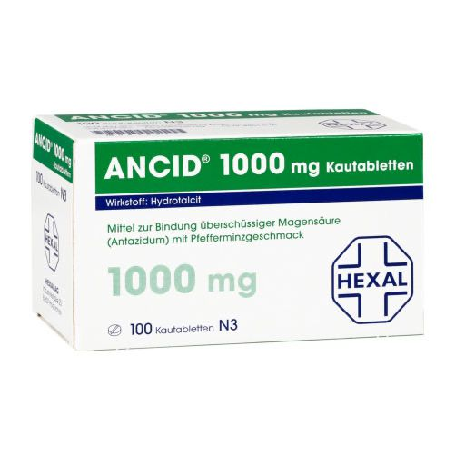 ANCID 1. 000 mg Kautabletten