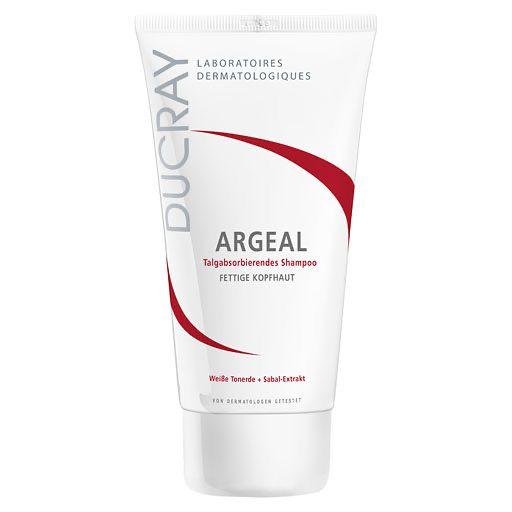 ducray argeal shampoo gegen fettiges haar 150 ml duschgel seifen k rperpflege sch nheit. Black Bedroom Furniture Sets. Home Design Ideas