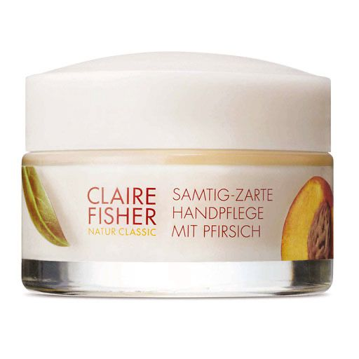 CLAIRE FISHER Nat. Classic Pfirsich Handcreme