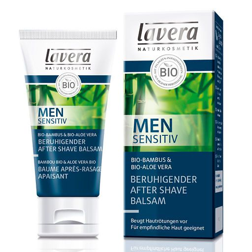LAVERA Men sensitiv beruhigend. After Shave Balsam