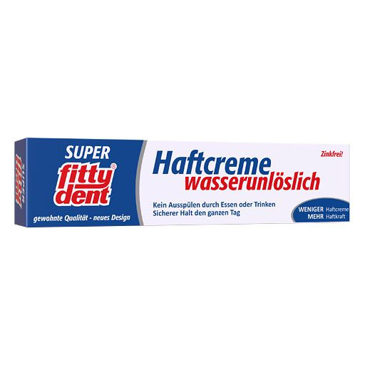 FITTYDENT super Haftcreme