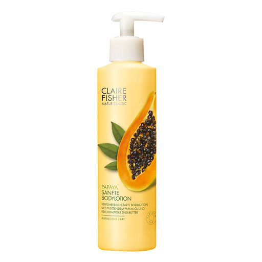 CLAIRE FISHER Nat. Classic Papaya Bodylotion