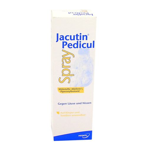 JACUTIN Pedicul Spray