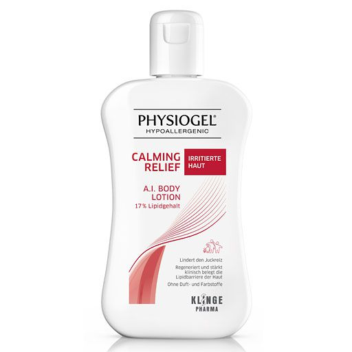 PHYSIOGEL Calming Relief A. I. Bodylotion