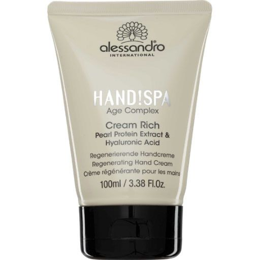 ALESSANDRO Hand SPA Cream Rich