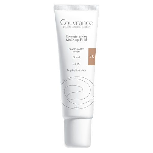 AVENE Couvrance korrigier. Make-up Fluid sand