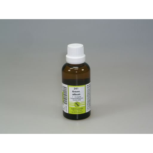 ARSENICUM ALBUM F Komplex Nr. 241 Dilution