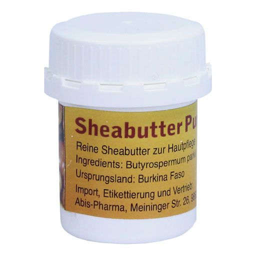 sheabutter bio pur unraffiniert creme 20 g pzn 06911665. Black Bedroom Furniture Sets. Home Design Ideas