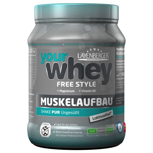 LAYENBERGER YourWhey Molkenprot. 4 Sport pur