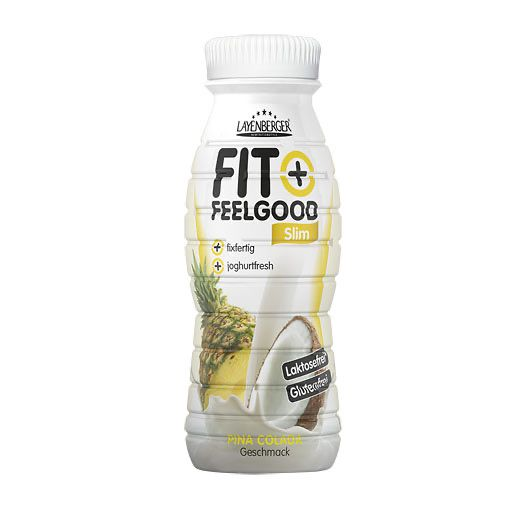 LAYENBERGER Fit+Feelg. fixfer. Diät-Shake Pina Co.