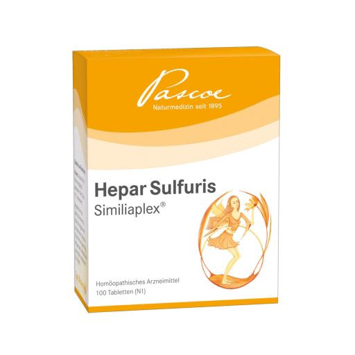 HEPAR SULFURIS SIMILIAPLEX Tabletten