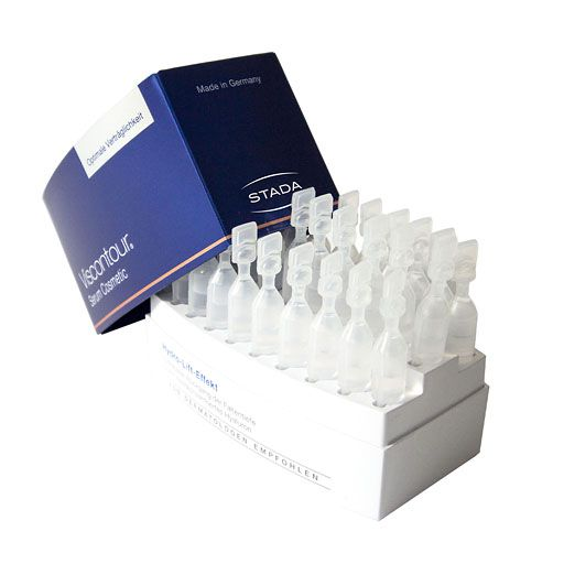 VISCONTOUR Serum Cosmetic Ampullen