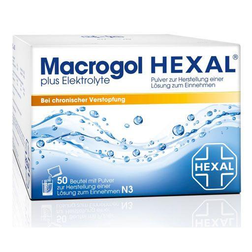 macrogol hexal