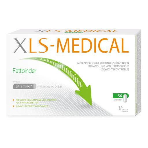 XLS Medical Fettbinder Tabletten