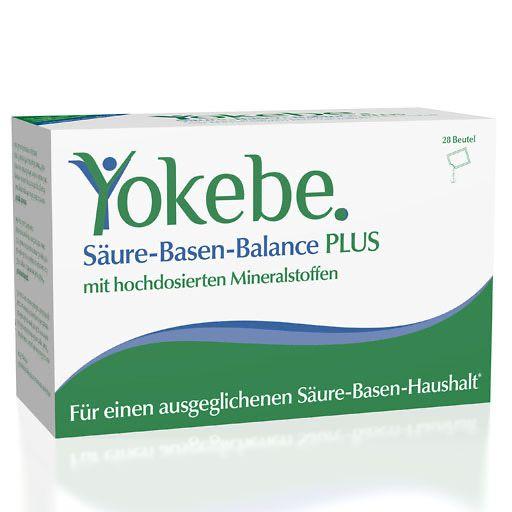 YOKEBE Plus Säure-Basen-Balance Beutel 28 St