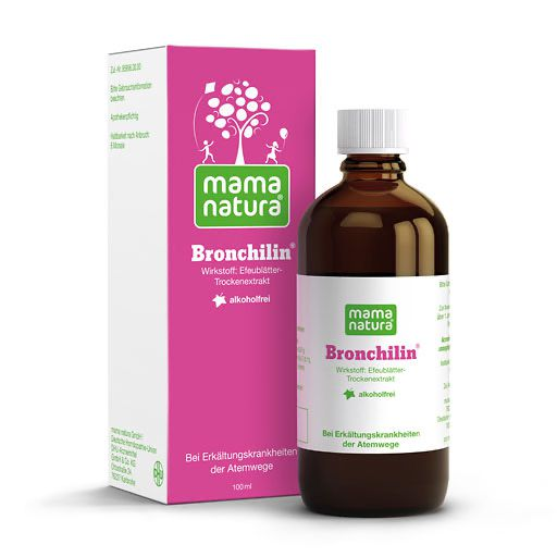 MAMA NATURA Bronchilin Hustensaft