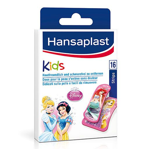 HANSAPLAST Junior Princess Strips