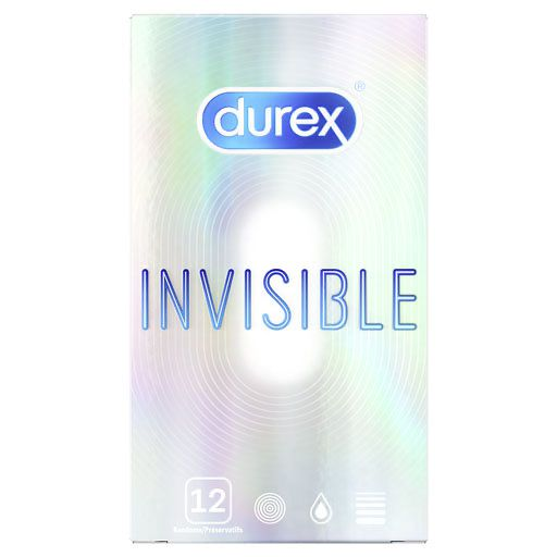 DUREX Invisible Kondome