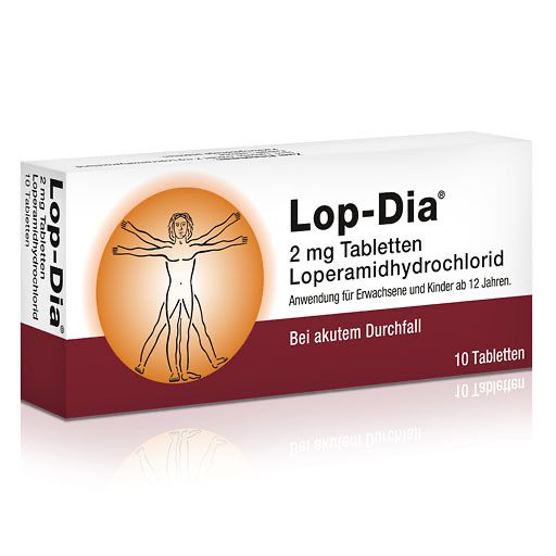 LOP-DIA 2 mg Tabletten
