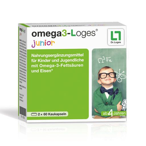 OMEGA 3-Loges junior Kaudragees