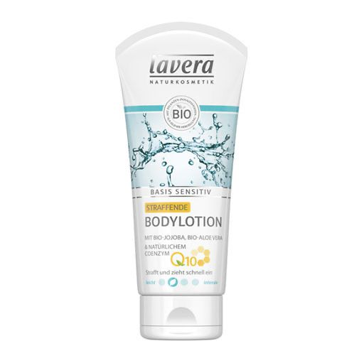 LAVERA basis sensitiv straffende Lotion Q10