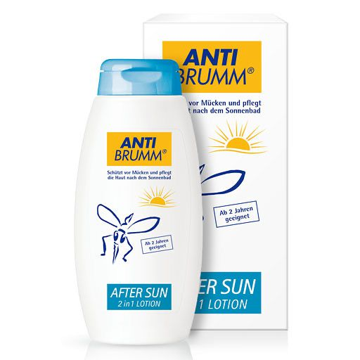 ANTI BRUMM Sun 2 in1 After Sun Lotion