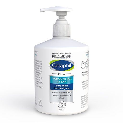 CETAPHIL Pro Itch Control Clean Handreinigung Cr.