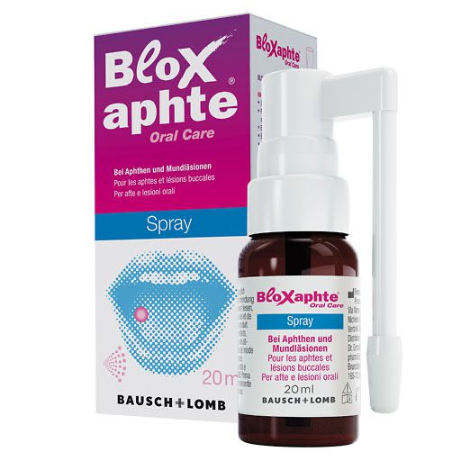 BLOXAPHTE Oral Care Spray