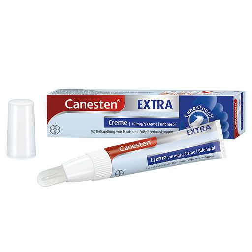 CANESTEN Extra Creme 10 mg/g m. CanesTouch Applik.