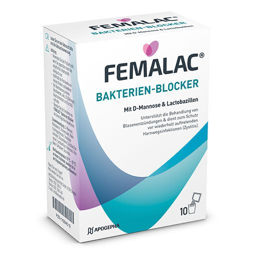 FEMALAC Bakterien-Blocker Beutel