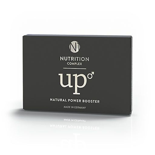 N1 UP Natural Power Booster Kapseln
