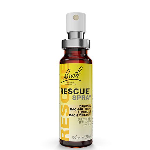 BACHBLÜTEN Original Rescue Alkohol Spray