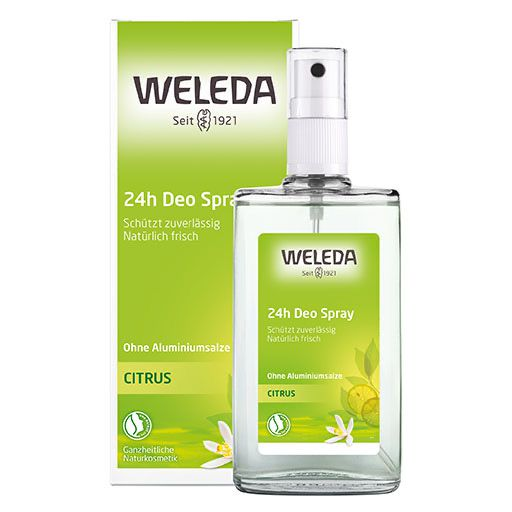 WELEDA Citrus 24h Deo Spray
