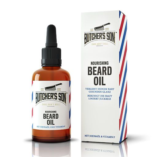 BUTCHER'S Son nourishing Beard Oil