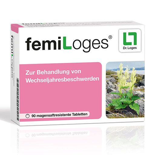 FEMILOGES magensaftresistente Tabletten